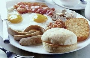 Mal desayuno